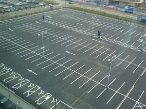 DSC03009 Birds Eye View Of Car Park 2
