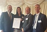 Eurovia UK achieves ISO 44001