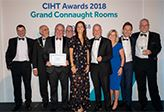 Worcestershire Highways wins Collaboration Award at CIHT Awards 2018