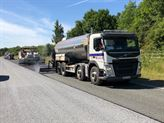 Eurovia Specialist Treatments carries out record-breaking surface dressing scheme in North Yorkshire