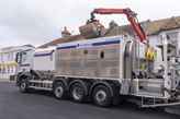 Eurovia Specialist Treatments adds new Breining applicator to Micro Surfacing fleet